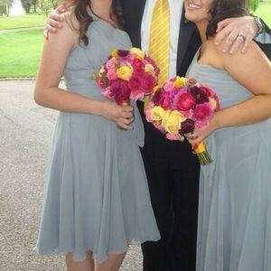Dresses & Skirts - Bridesmaid Dress (Gray)